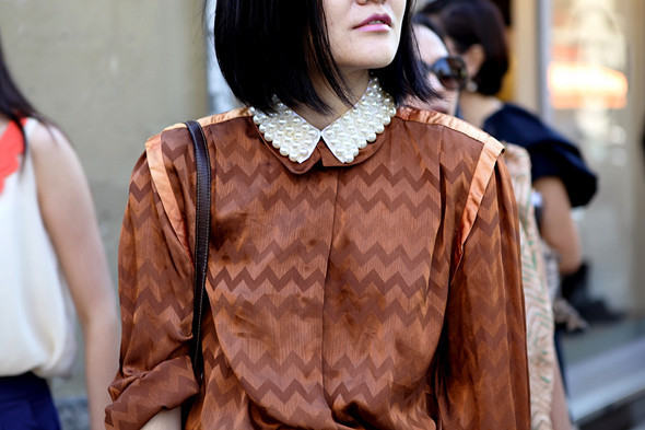 Детали: Milan Fashion Week. Изображение № 31.