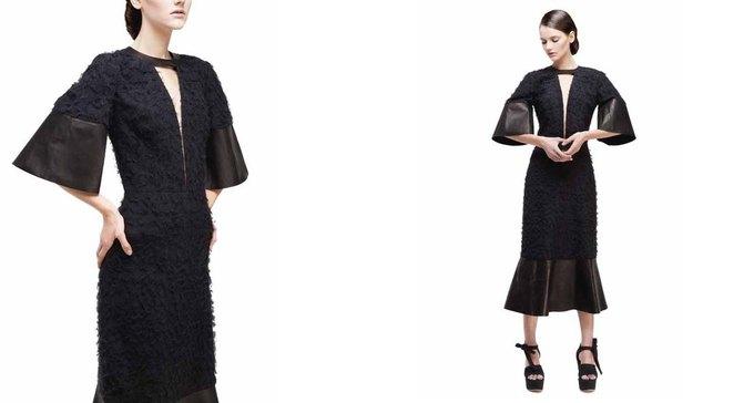 Платья в бельевом стиле в лукбуке KamenskayaKononova. Изображение № 2.