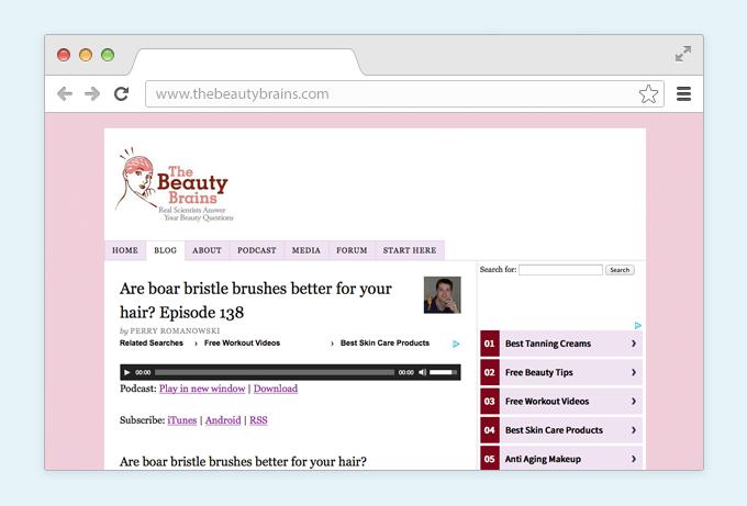10 профессиональных блогов об уходе за кожей . Изображение № 8.