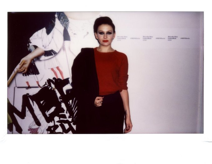 В Москве прошёл инклюзивный показ Bezgraniz Couture. Изображение № 10.