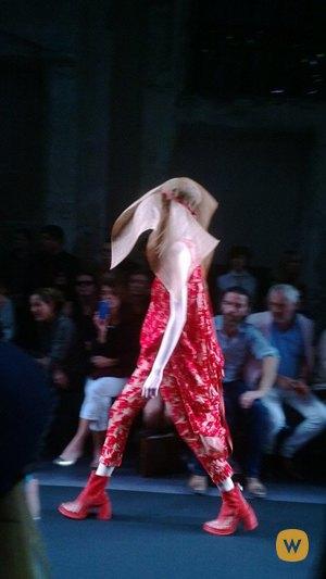 Прямой репортаж  с Paris Fashion Week:  День 3. Изображение № 20.