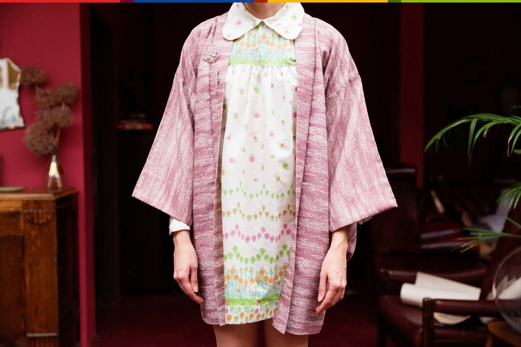 Психоделия: Дизайнер обуви Джорджи Би и ее коллекция винтажа. Изображение № 25.