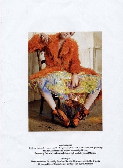 Новые лица: Эрин Дорси, модель. Изображение № 36.