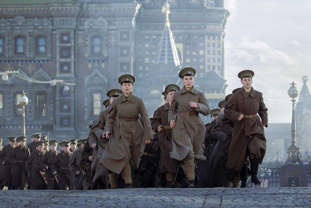 Женщины на фронте: Новая волна патриотического кино. Изображение № 4.