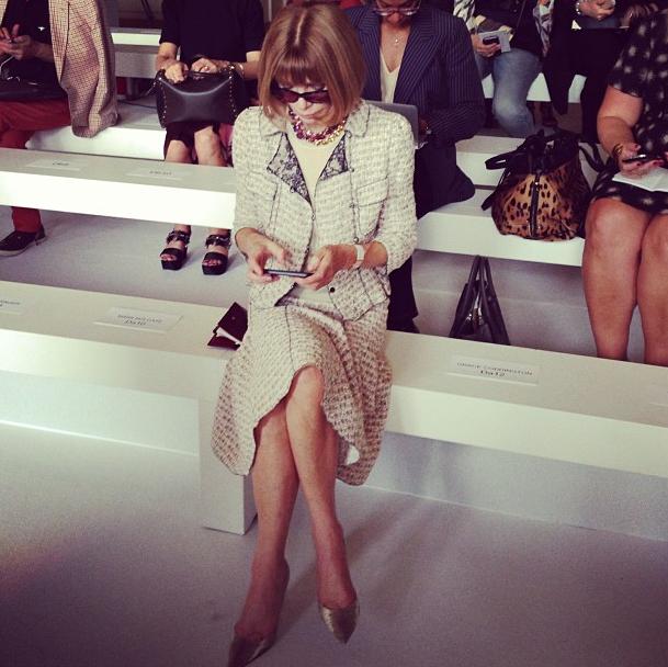 Прямой репортаж  с Paris Fashion Week:  День 2. Изображение № 19.