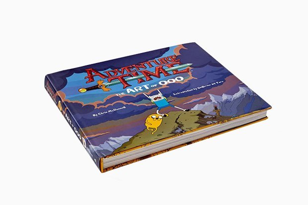 Альбом «Adventure Time: The Art of Ooo», $23,49. Изображение № 33.