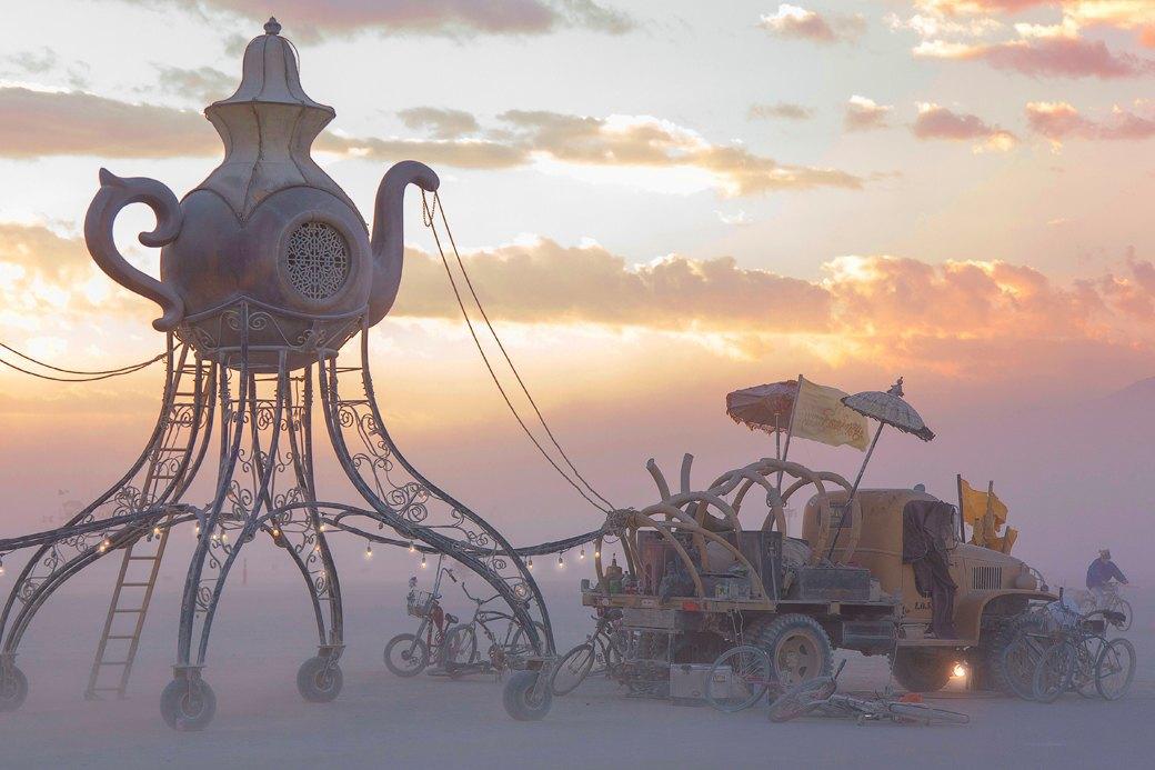 Другая планета: Как я побывала на Burning Man. Изображение № 1.