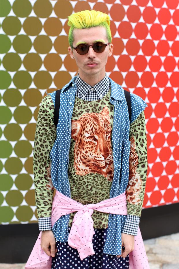 Streetstyle: Неделя моды в Лондоне, часть 1. Изображение № 19.