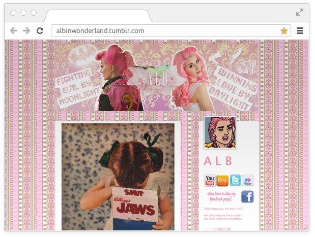 Боевой листок:  10 сайтов для девушек  с активной позицией. Изображение № 6.