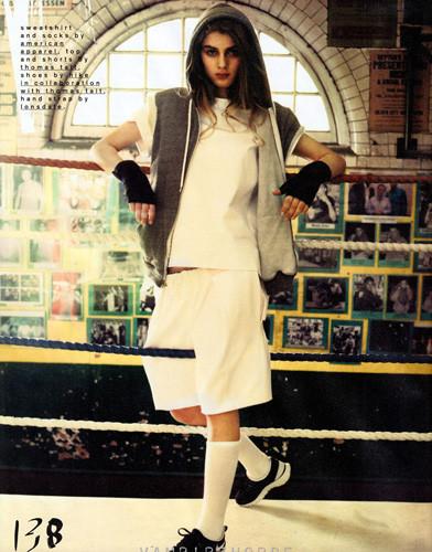 Съемка из Teen Vogue, февраль 2012 . Изображение № 38.