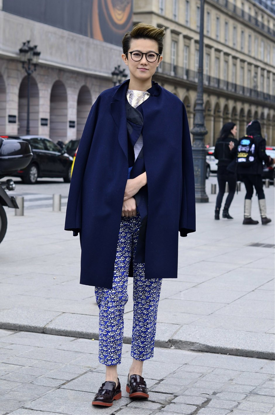 Гости Парижской недели моды FW13, часть 1. Изображение № 1.