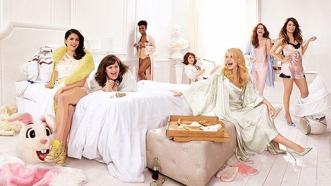 Женский состав SNL снялся для Cosmo. Изображение № 1.