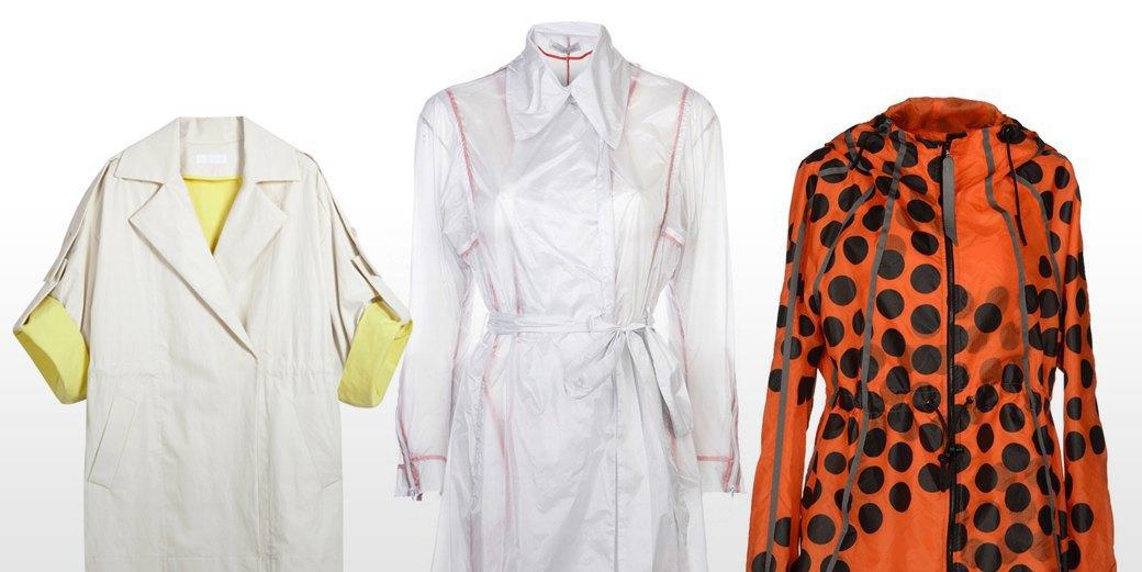 По погоде:  Как красиво одеться в дождь. Изображение № 2.