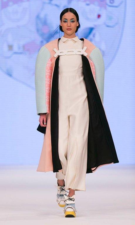 Минджу Ким, фэшн-дизайнер и победитель премии H&M. Изображение № 4.