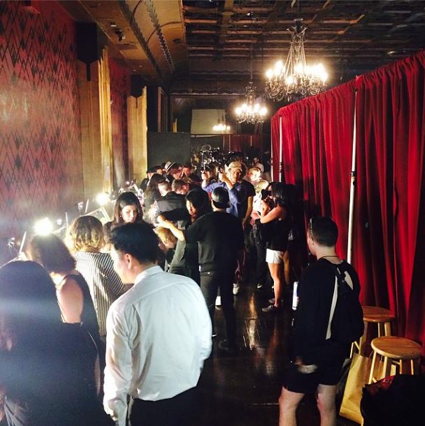 Backstage. Изображение № 8.