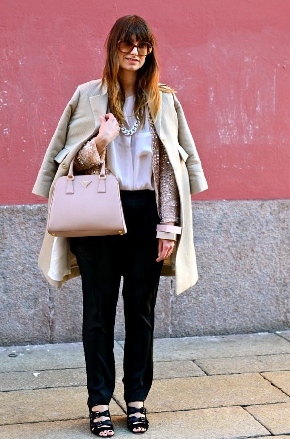 Неделя моды в Милане: Streetstyle. Изображение № 44.