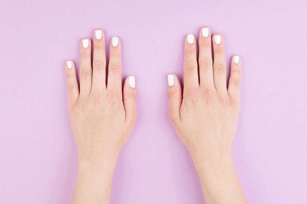 Белый — идеальный цвет для нейл-арта; взяли его в качестве базового.. Изображение № 2.