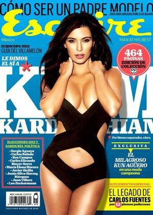 Как и почему Ким Кардашьян попала  на обложку Vogue. Изображение № 5.
