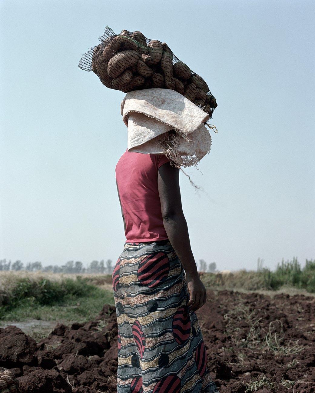 «Местность»: Обезличенный труд африканских крестьян. Изображение № 16.