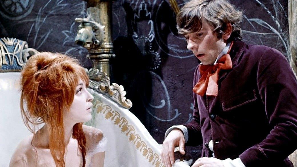 Порно фильм 90 х про вампиров