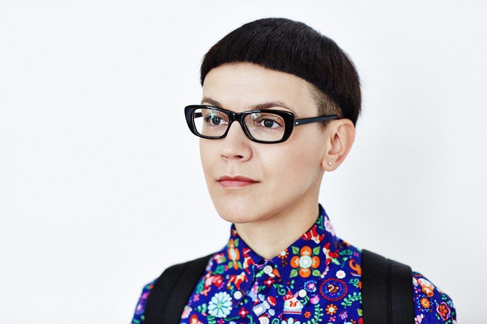 Юлия Выдолоб,  журналист и главный  редактор сайта Fott. Изображение № 9.