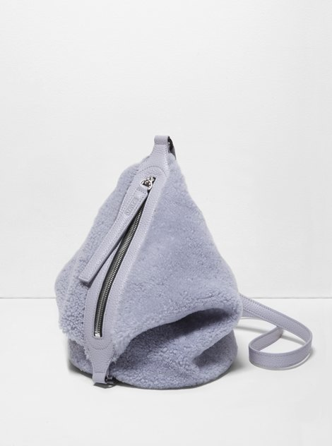 Плюшевые рюкзаки и сумки  Kara. Изображение № 4.