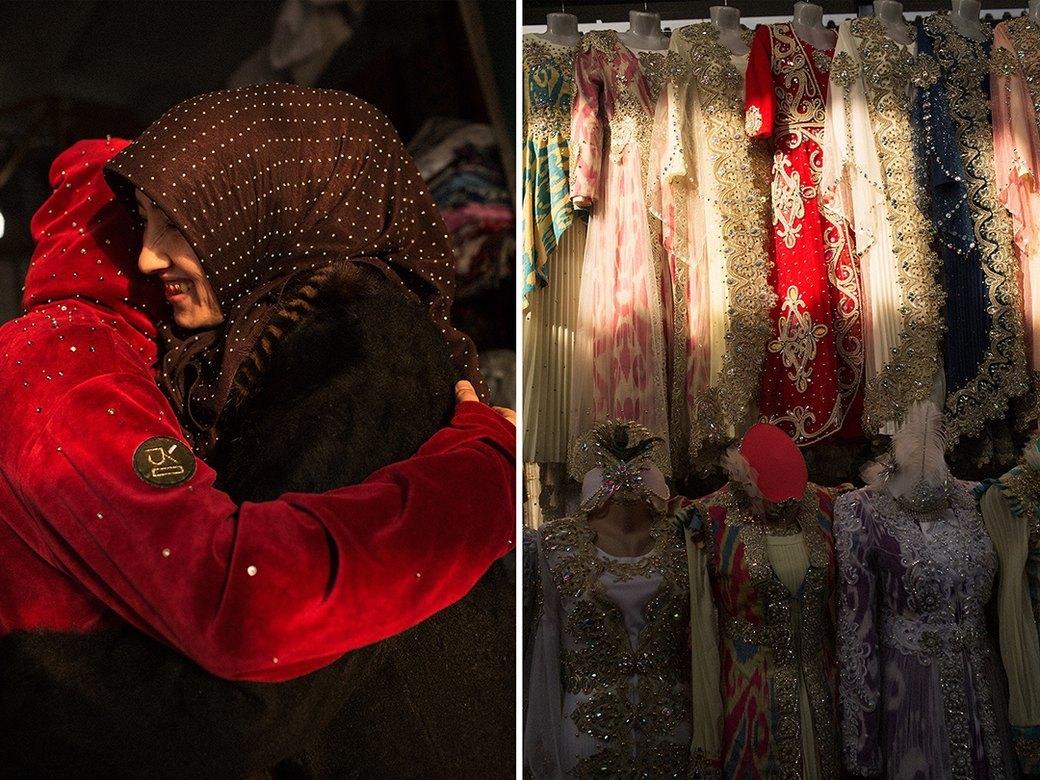 Жительницы Узбекистана в новом лукбуке J.Kim. Изображение № 7.