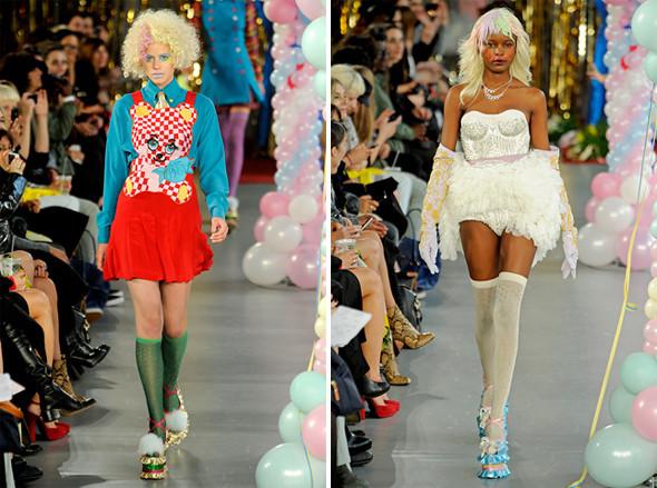 Показы на London Fashion Week SS 2012: День 5. Изображение № 6.