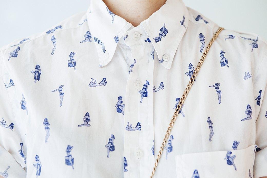 Фэшн-дизайнер Енни Алава  о любимых нарядах. Изображение № 34.