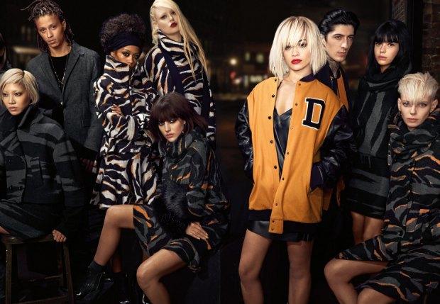 У DKNY вышла рекламная кампания с «настоящими нью-йоркцами». Изображение № 4.
