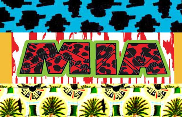M.I.A. выпустила арт-альбом со своими работами. Изображение № 4.
