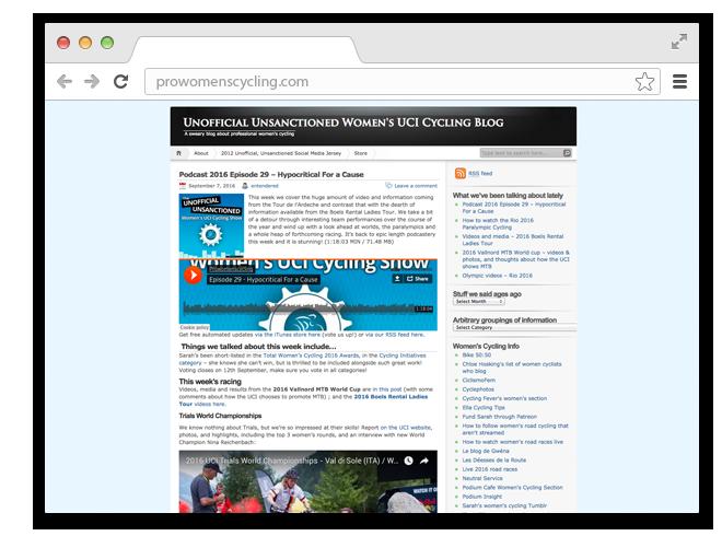 20 отличных блогов  о спорте, которые ведут женщины. Изображение № 6.