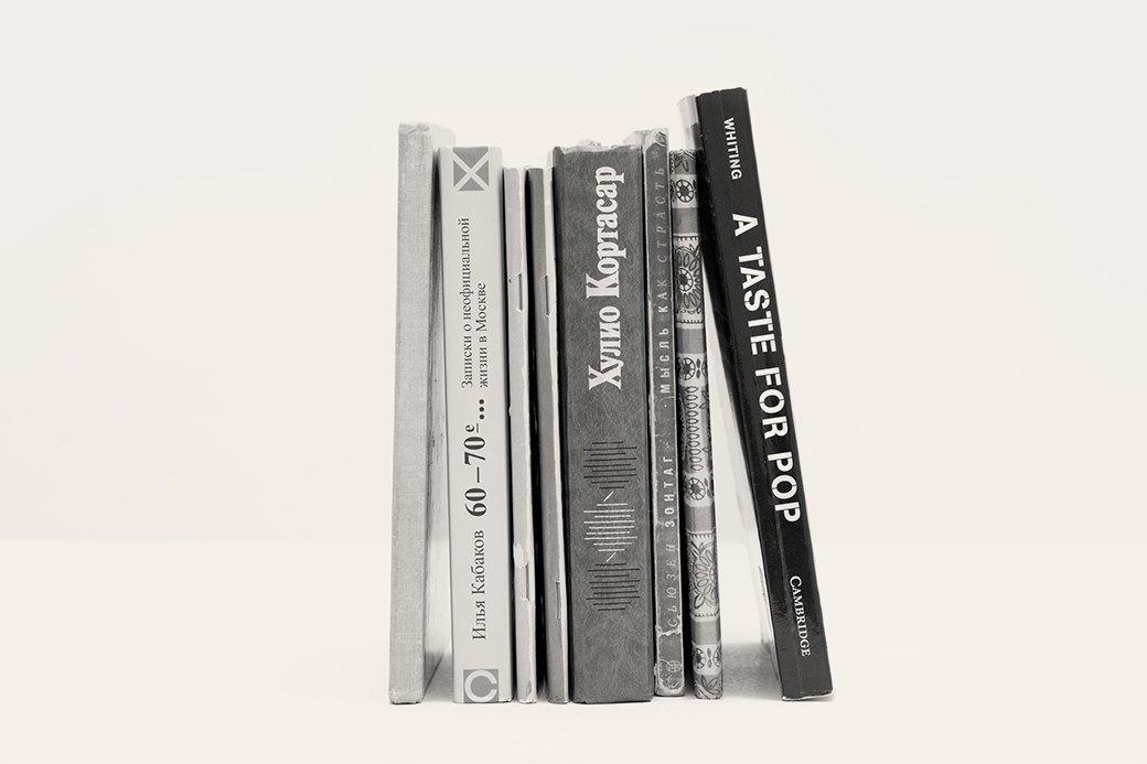 Искусствовед Александра Данилова о любимых книгах. Изображение № 2.