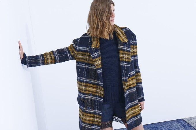 Леопардовые шубы и платья-сорочки в новой коллекции Zara. Изображение № 7.