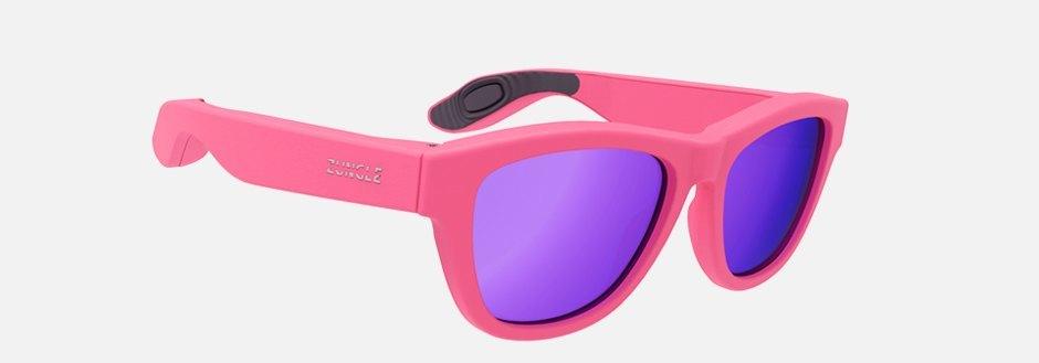 Солнцезащитные очки Zungle, играющие любимую музыку. Изображение № 1.