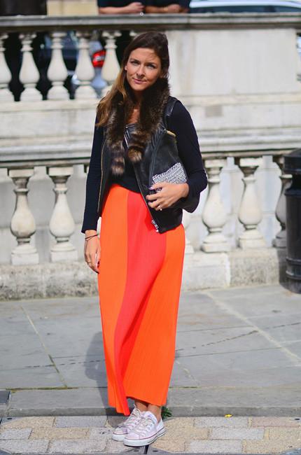 London Fashion Week: Уличный стиль, часть 1. Изображение № 19.