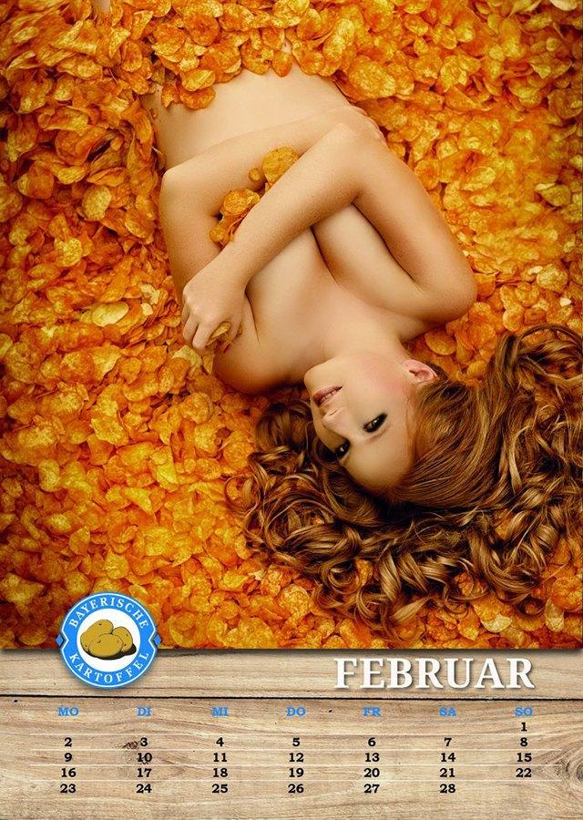 Самые абсурдные  календари на 2015 год. Изображение № 24.