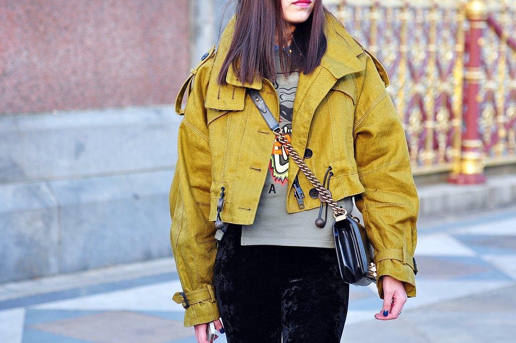 Неделя моды в Лондоне,  часть II. Изображение № 51.
