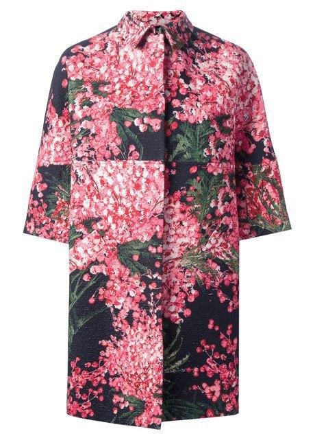 10 красивых  и легких пальто  на весну . Изображение № 10.