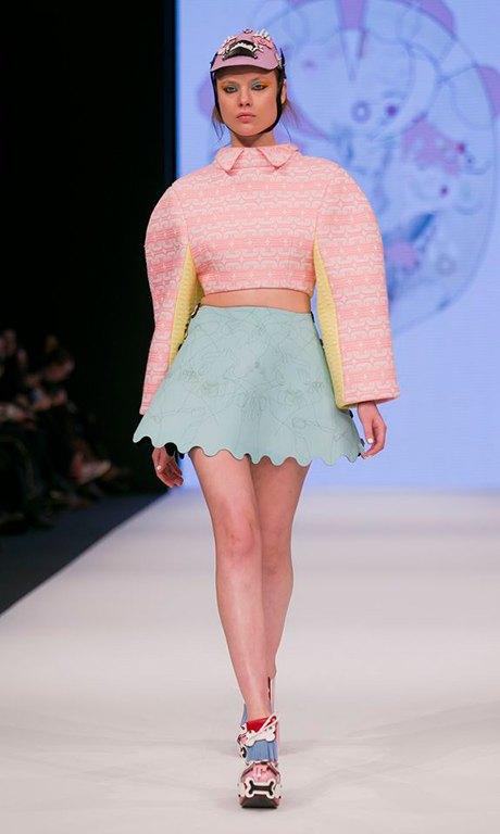 Минджу Ким, фэшн-дизайнер и победитель премии H&M. Изображение № 6.