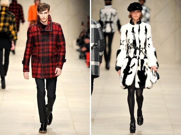 Показы на London Fashion Week AW 2011: день 4. Изображение № 18.