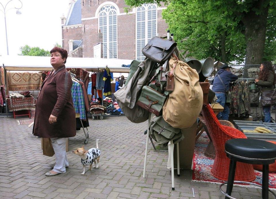 По каким магазинам ходить в Амстердаме. Изображение № 55.