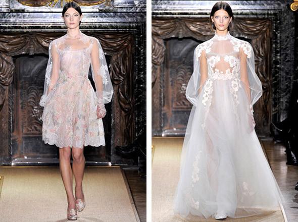 Valentino Spring 2012 Haute Couture . Изображение № 22.