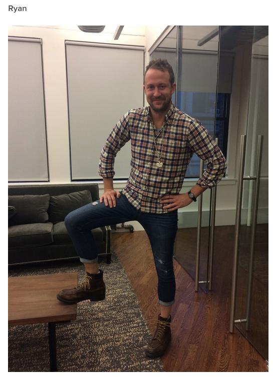 8 парней примерили boyfriend jeans. Изображение № 6.