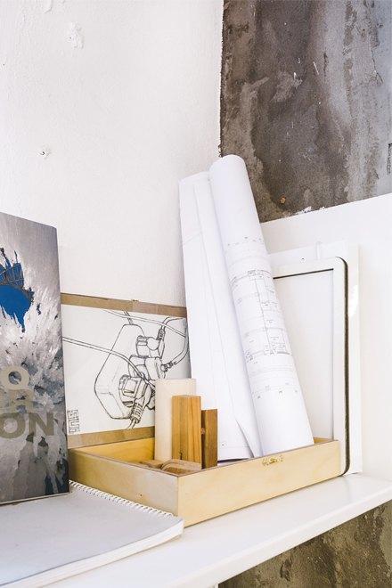 Архитектор Nowadays Ната Татунашвили всвоём офисе. Изображение № 3.