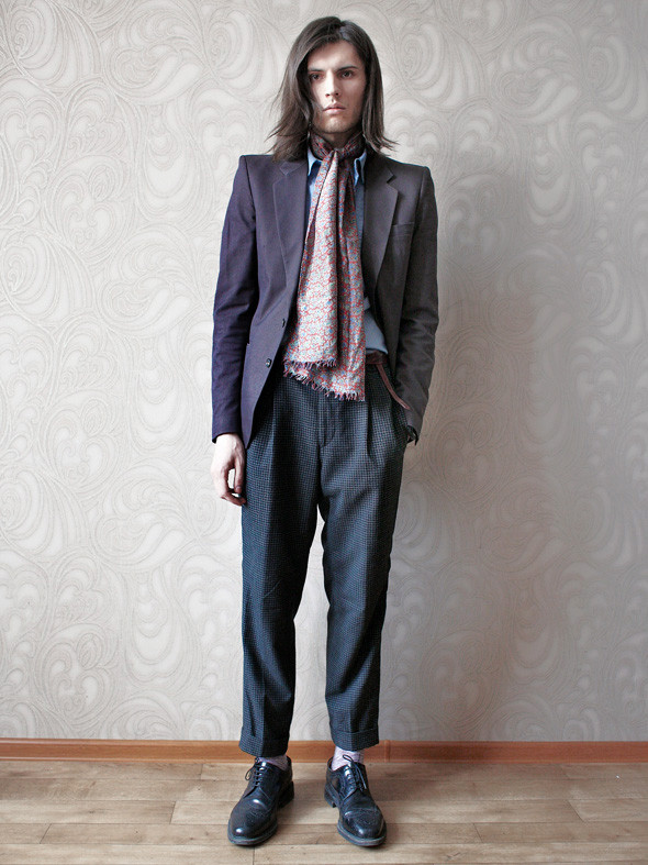 Гардероб: Андрей Толстов, модель, сотрудник магазина «КМ20». Изображение № 21.