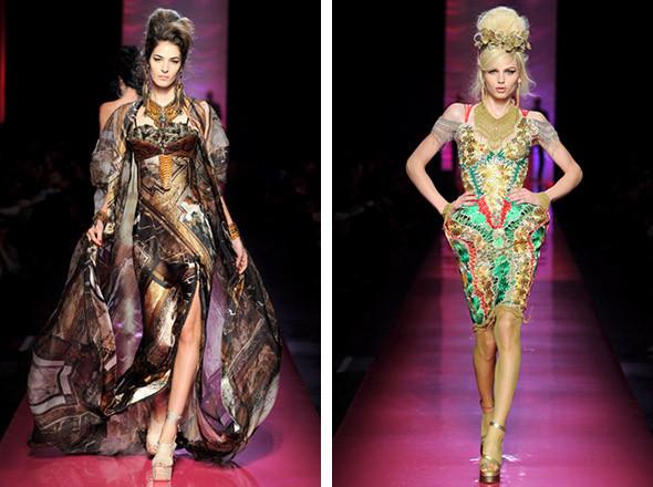 Jean Paul Gaultier Spring 2012 Haute Couture . Изображение № 18.