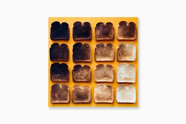 Принты с градиентами из еды. Изображение № 4.