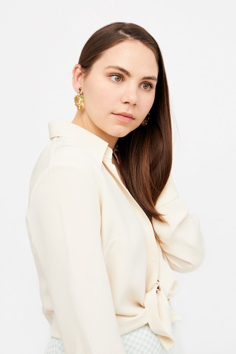 Основательница винтажного магазина More is More Аня Кольцова о любимых нарядах. Изображение № 17.