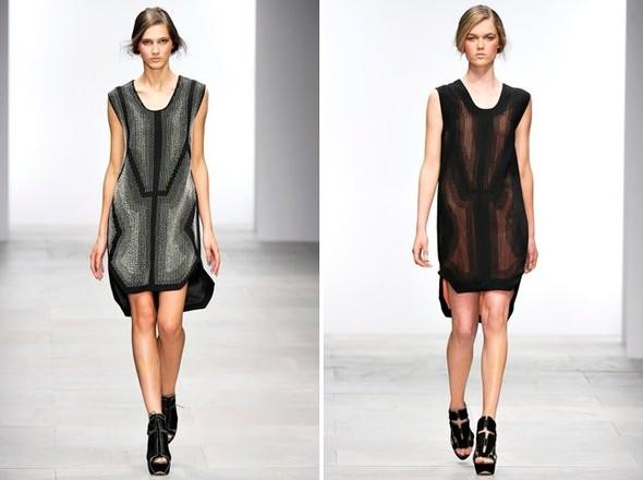 Показы на London Fashion Week SS 2012: День 1. Изображение № 14.